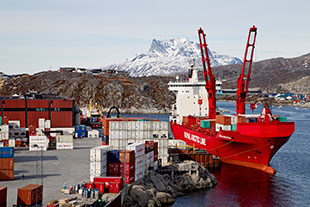 Nuuk havn - Workforce Management i Grønland
